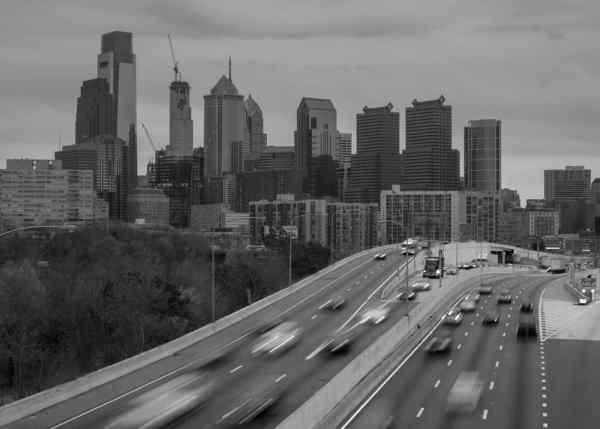 Best views in Philly: Spring Garden Street Bridge