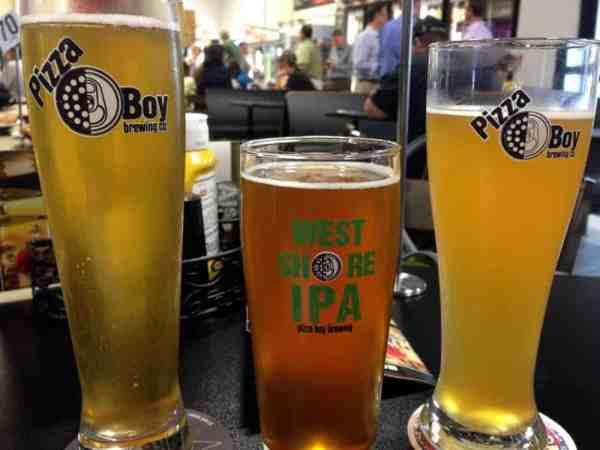 Harrisburg Breweries: Pizza Boy Brewing Company