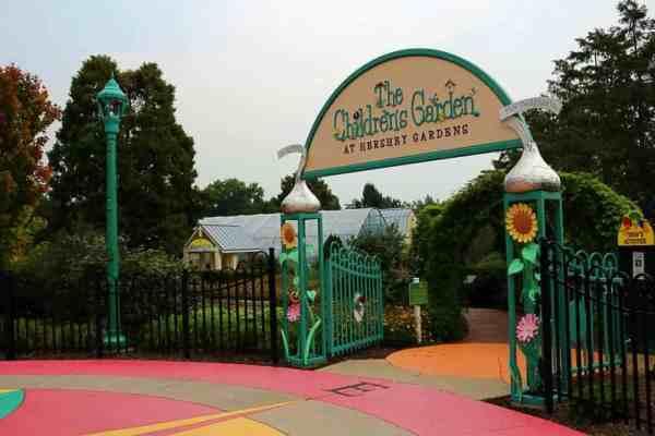 Children's Garden in Hershey Gardens