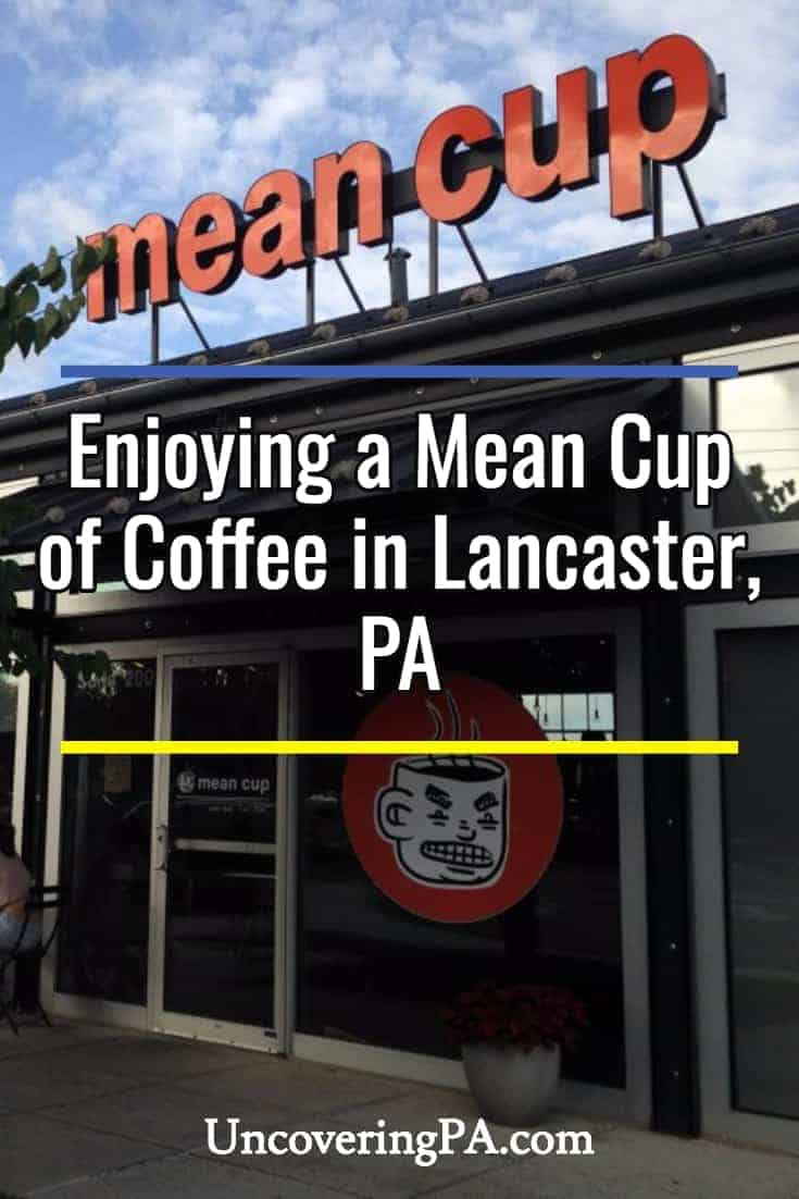 Mean Cup cafe brings an energetic atmosphere to Lancaster, Pennsylvania
