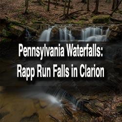 Rapp Run Falls