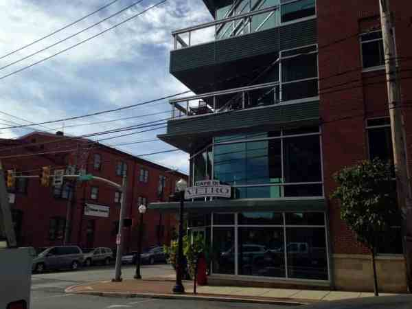 Cafe di Vetro Lancaster PA