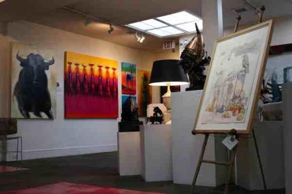 City Folk Gallery in Lancaster, PA