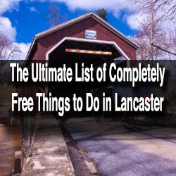 Free things to do in Lancaster, PA