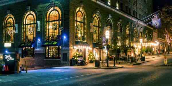 Where to spend Christmas in Pennsylvania: Bethlehem