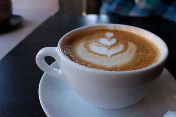 Little Amps latte