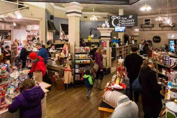 Christmas things to do in Bethlehem: Moravian Book Shop