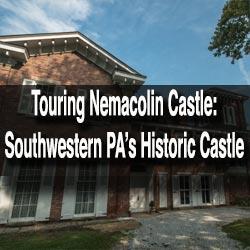 Nemacolin Castle in the Laurel Highlands