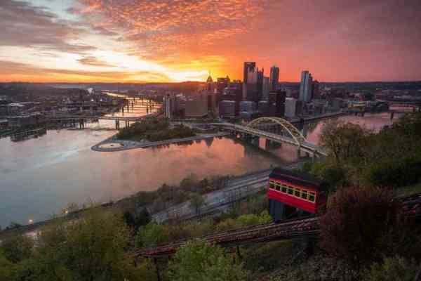Facts about Pittsburgh - Duquesne Incline