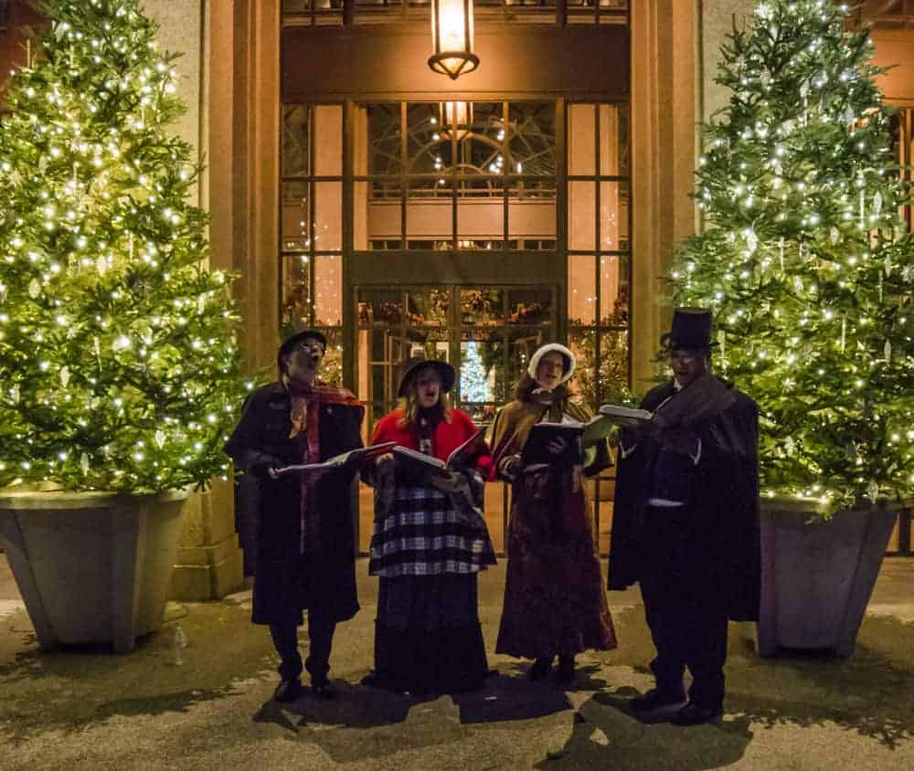 Experiencing the Magic of Christmas at Longwood Gardens - UncoveringPA