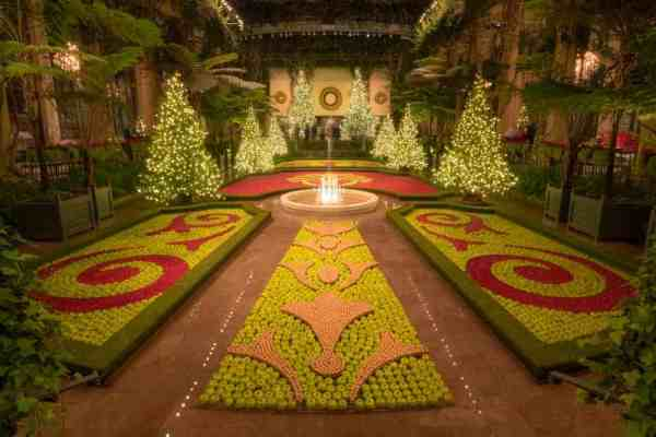 Exhibition Hall at Longwood Gardens in Kennett Square, Pennsylvania