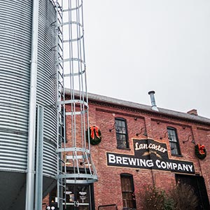 Lancaster Brewing Company in Lancaster, PA