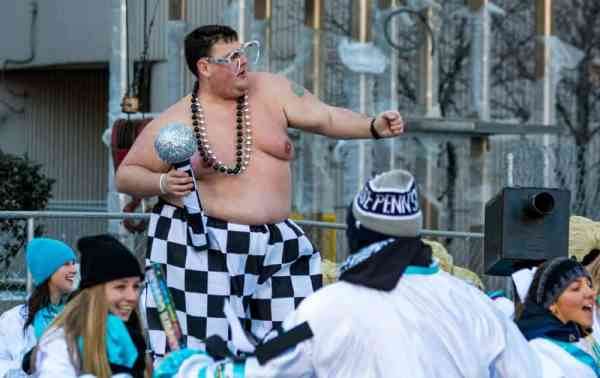 Guide to the Mummers Parade in Philadelphia: Comics