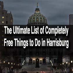Free things to do in Harrisburg