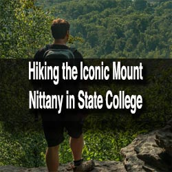Hiking Mount Nittany