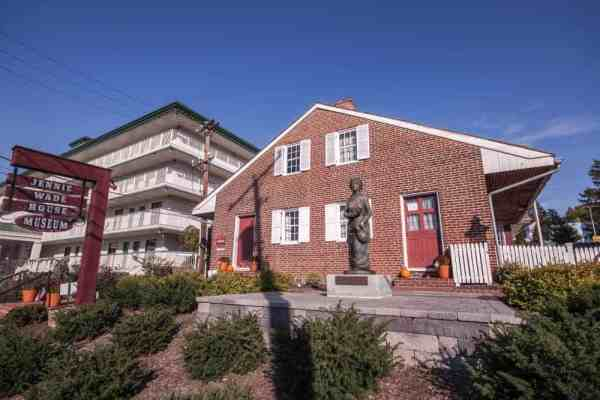 Ginnie Wade House in Gettysburg, PA