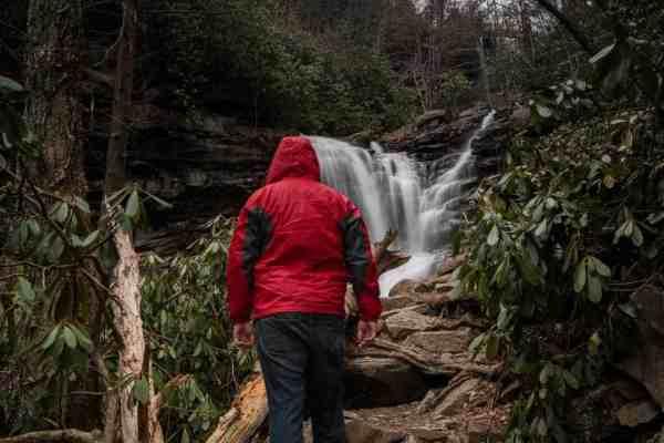 Glen Onoko Falls is a waterfall near Philadelphia, PA