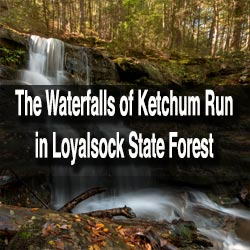 Waterfalls of Ketchum Run