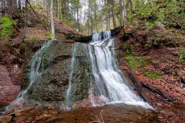 State Game Lands 13 Waterfalls