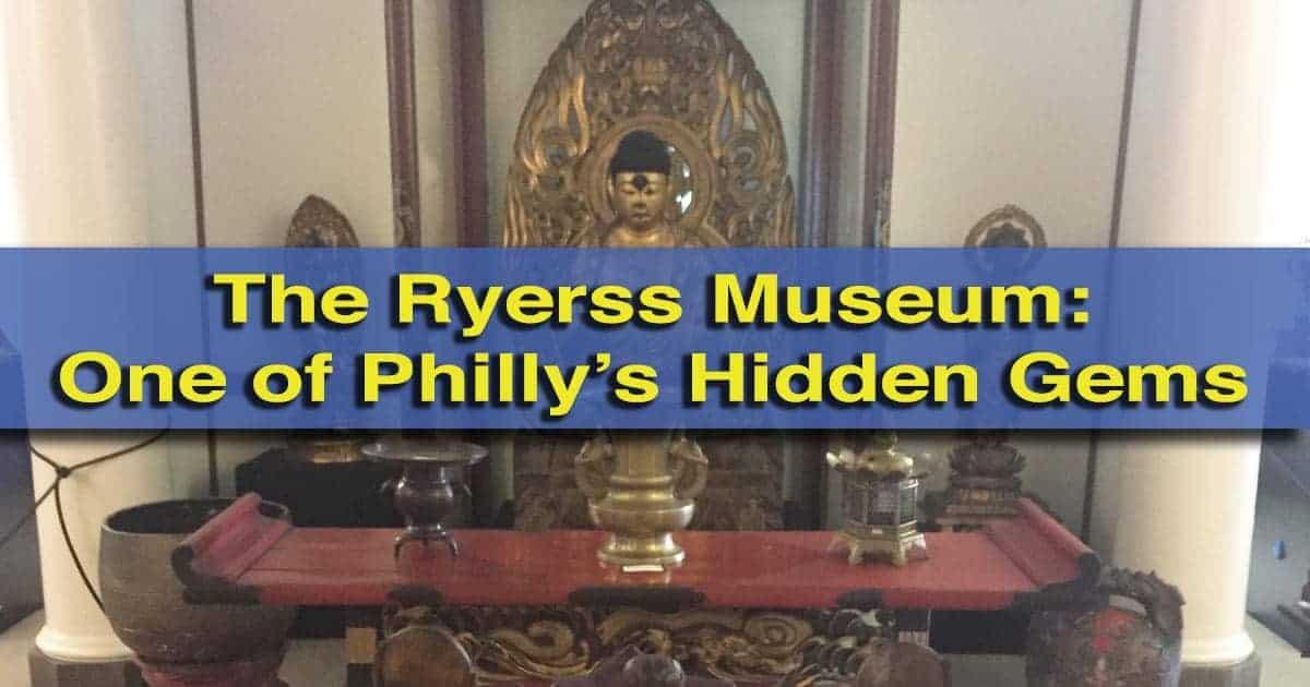 The Ryerss Museum in Philadelphia, PA
