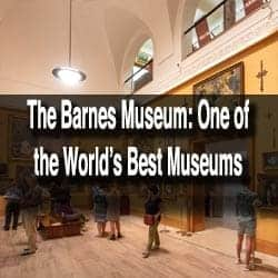 Barnes Museum in Philly