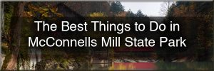 Things to do in McConnells Mill State Park