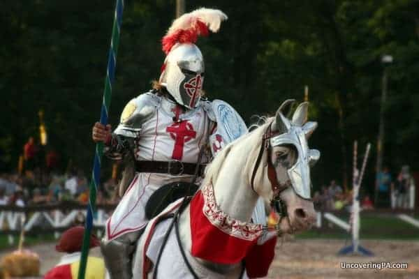 Things to do in Pennsylvania in August: PA Renaissance Faire