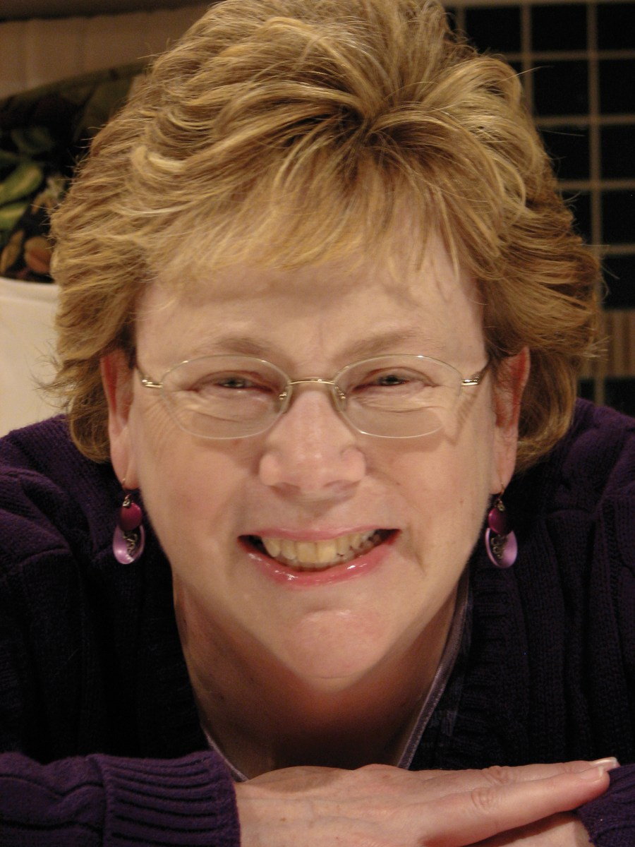 Debbie Moose, author of Buttermilk: a SAVOR THE SOUTH(tm) cookbook. Photo courtesy of Robert Vatz