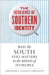 cover image of resilience of southern identity by cooper and knotts