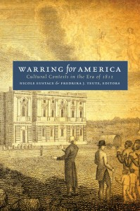 cover art for warring for america