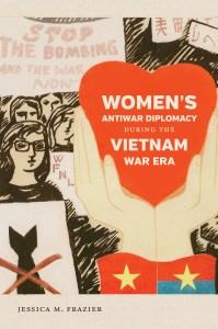 cover art for women's antiwar diplomacy