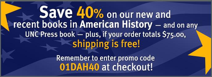 UNC-Press-American-History-Sale-landing