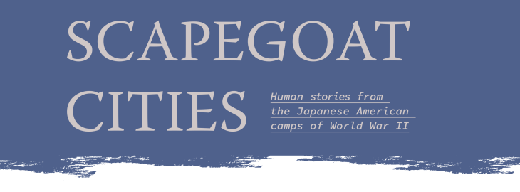 Scapegoat Cities graphic