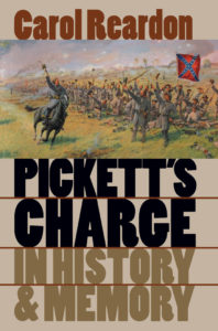 Reardon: pickett's charge in history and memory
