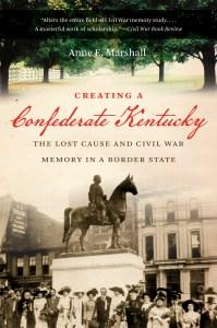 Marshall: creating a confederate kentucky