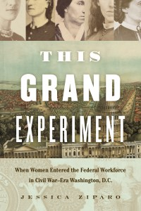 Jessica Ziparo, This Grand Experiment