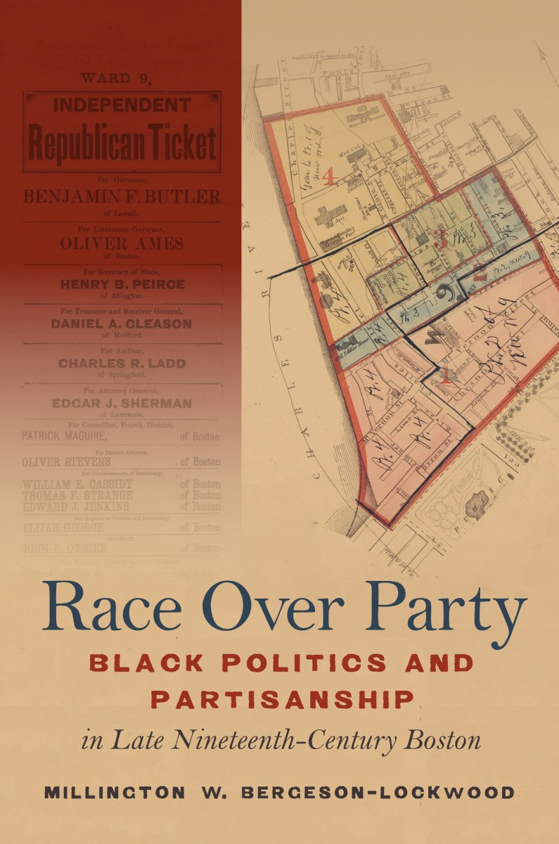Race Over Party by Millington W. Bergeson-Lockwood