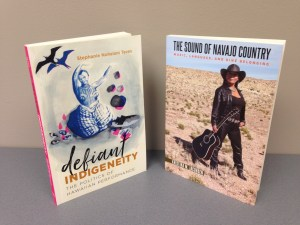 Two new books in the UNC Press' Critical Indigeneities series