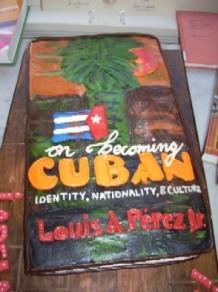 On Becoming Cuban cake!