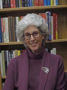 Kate Torrey, director of UNC Press