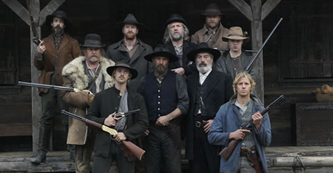 Hatfields and McCoys film still - The History Channel