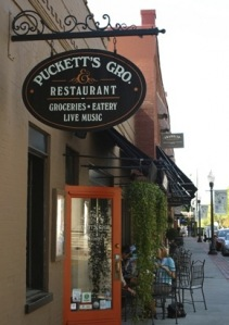 Puckett's Grocery and Restaurant, Nashville, TN