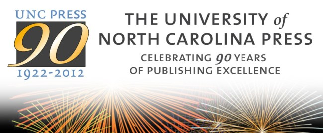 UNC Press 90th anniversary