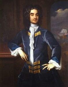 William Byrd II of Westover