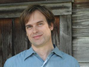 David Gilbert author photo