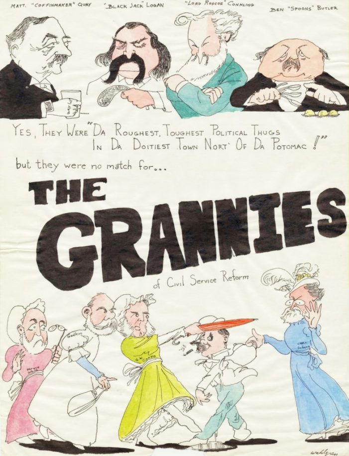 1980 MWS, The Grannies