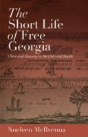 The Short Life of Free Georgia: Class and Slavery in the Colonial South. by Noeleen McIlvenna