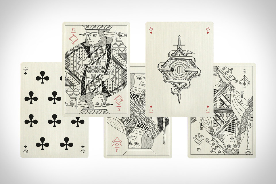 Pedale Playing Cards