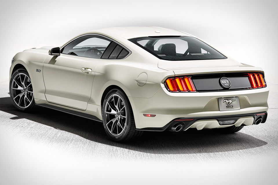2015 Ford Mustang 50th Anniversary Edition   Uncrate 2015 Ford Mustang 50th Anniversary Edition