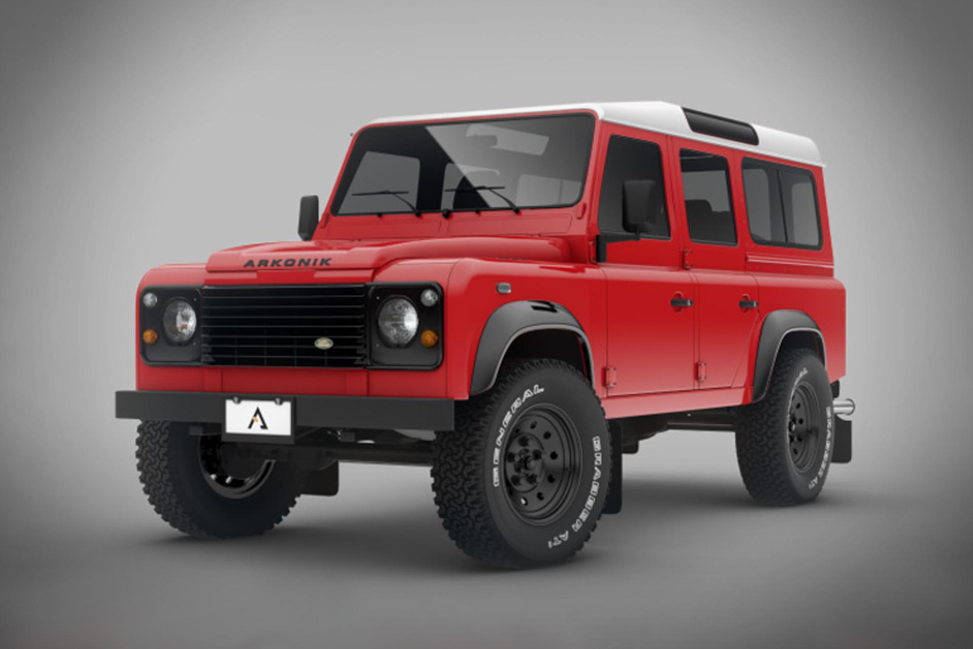 Arkonik Origins Land Rover Defender